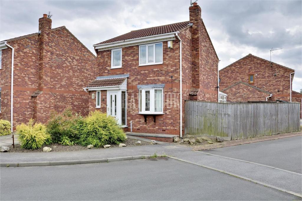 3 Bedrooms Detached House for sale in Meadowgates, Bolton upon Dearne