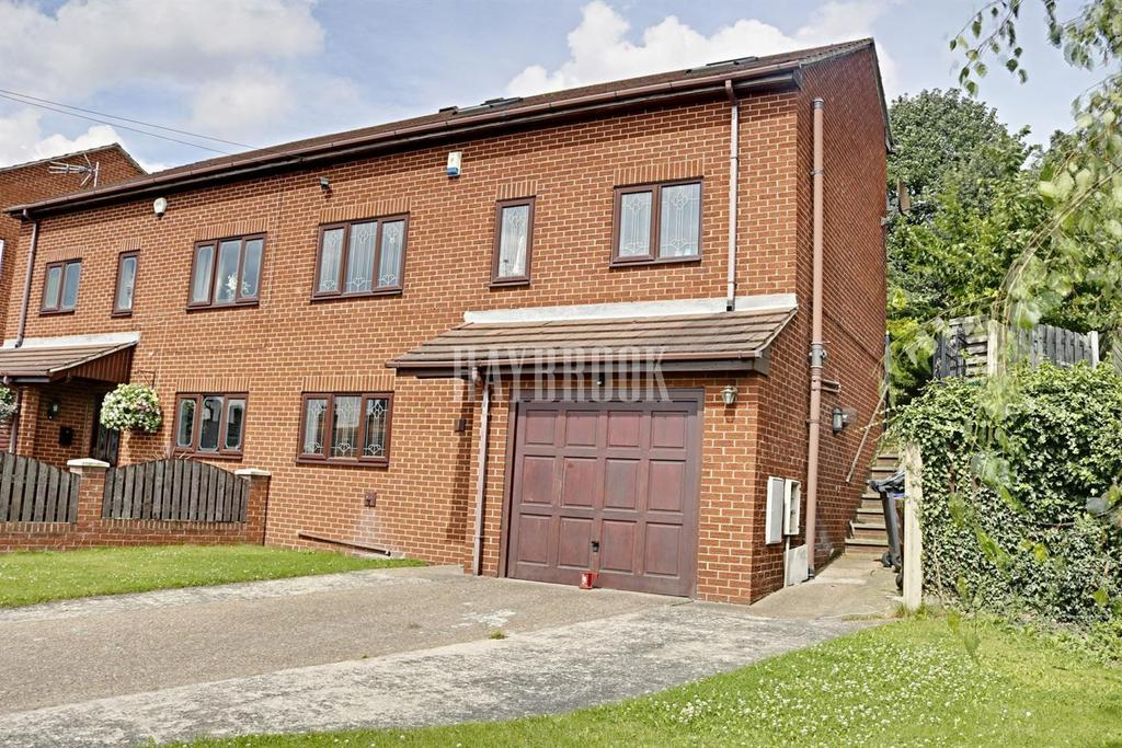 3 Bedrooms Semi Detached House for sale in Thoresby Avenue, Monk Bretton