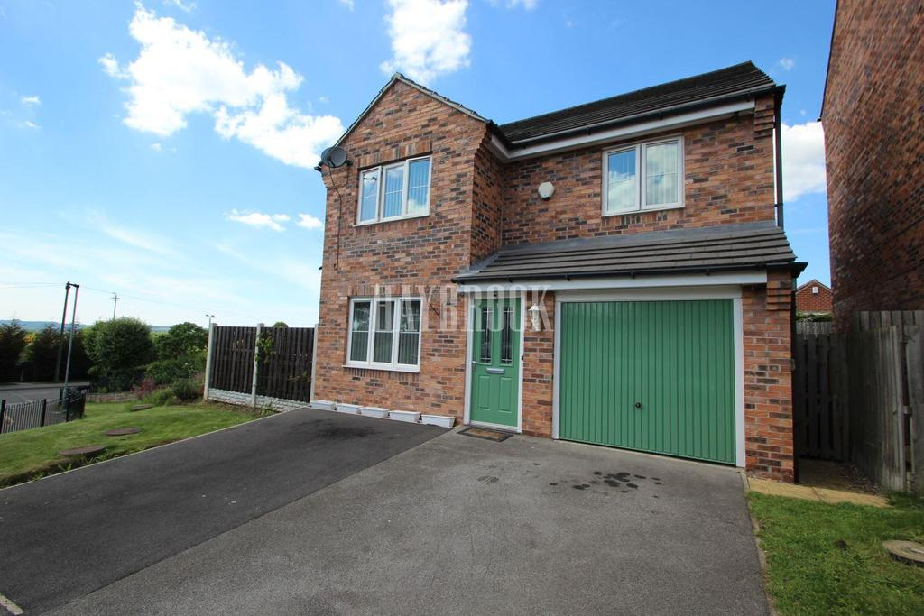 4 Bedrooms Detached House for sale in Ingleton Mews, Smithies