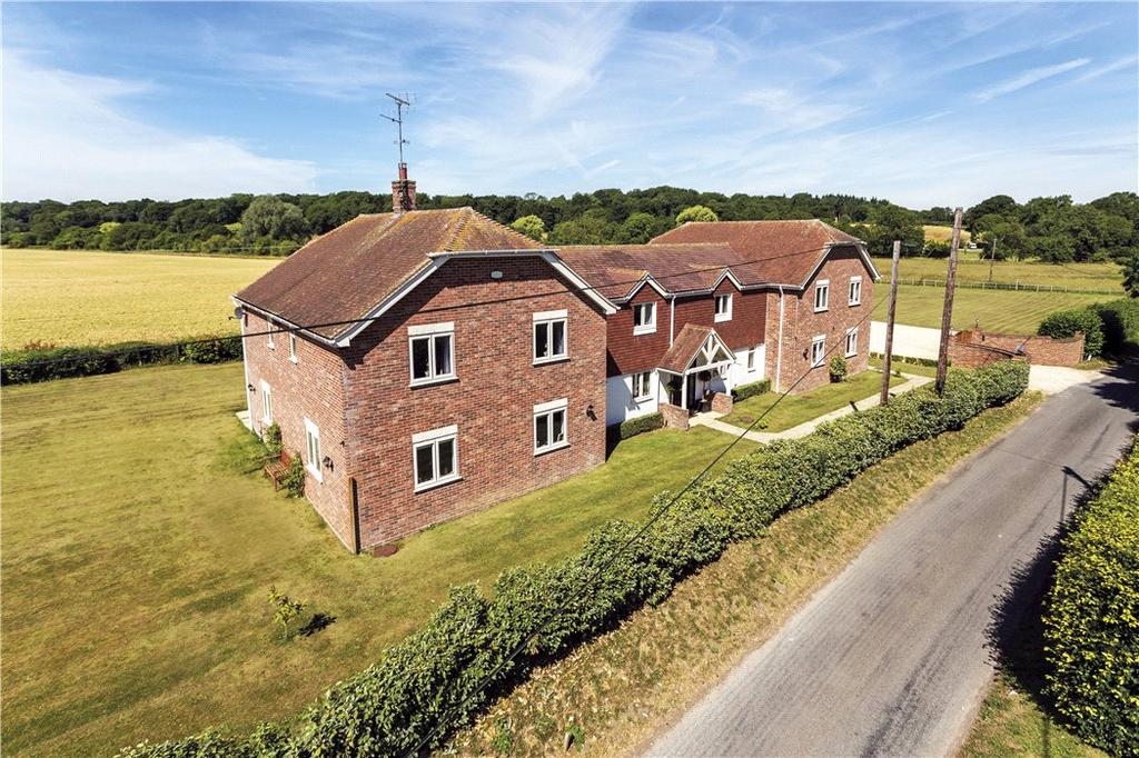 6 Bedrooms Detached House for sale in Stype, Hungerford, Wiltshire, RG17