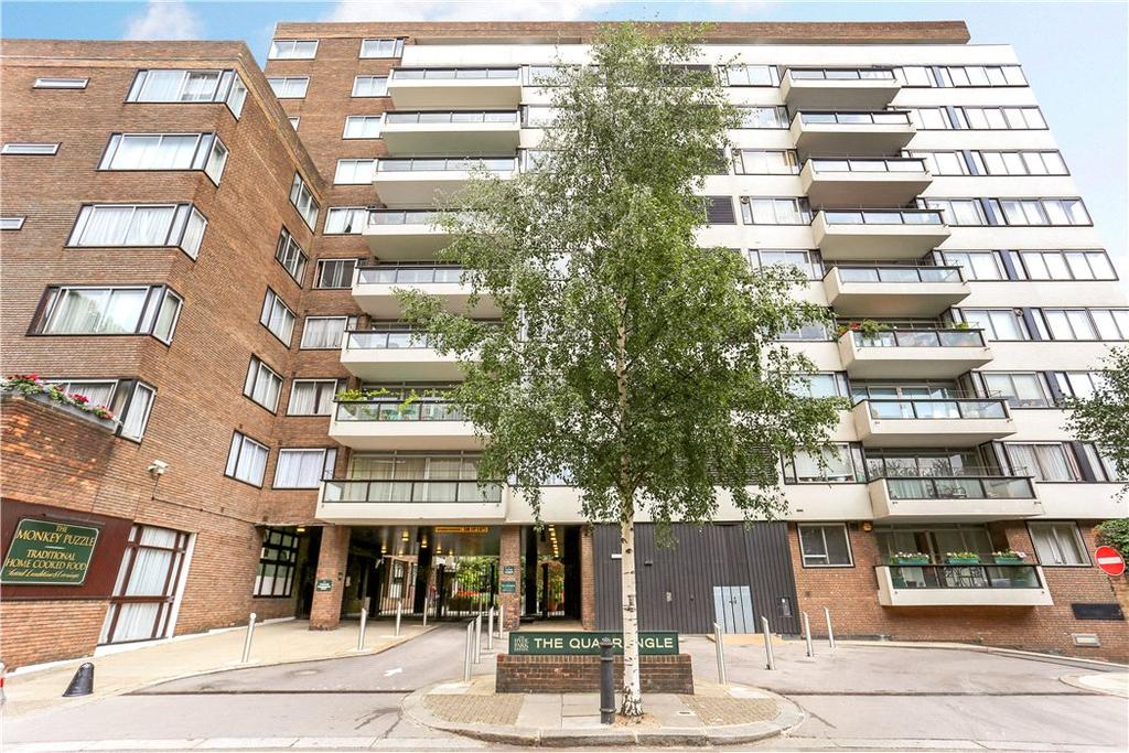 3 Bedrooms Flat for sale in The Quadrangle, Hyde Park, London, W2