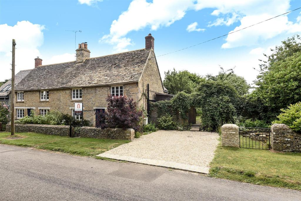 2 Bedrooms Cottage House for sale in High Street, Ramsden