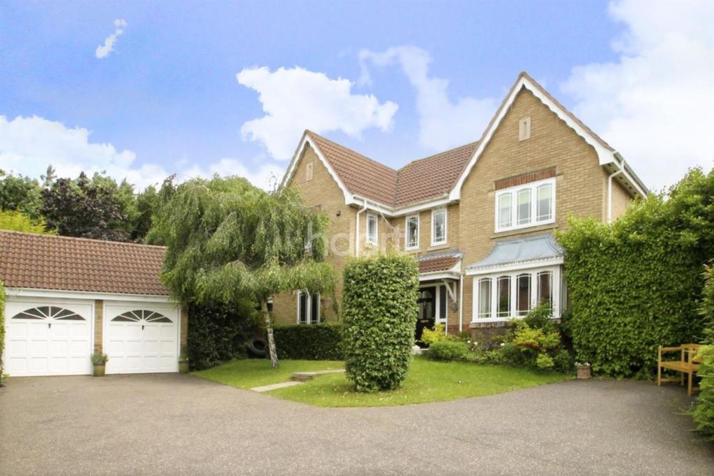 4 Bedrooms Detached House for sale in Brunwyn Close, Bury St Edmunds