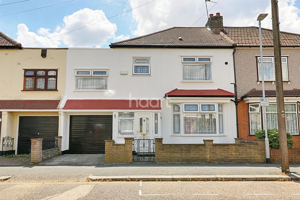 4 Bedrooms Terraced House for sale in Cambeys Road