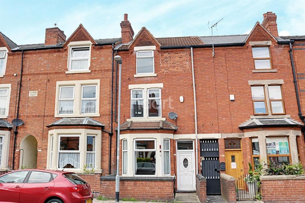 3 Bedrooms Terraced House for sale in Derbyshire Lane, Hucknall