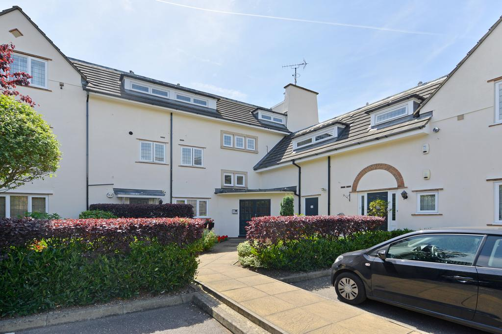 2 Bedrooms Flat for sale in Albert Road, Mill Hill, London