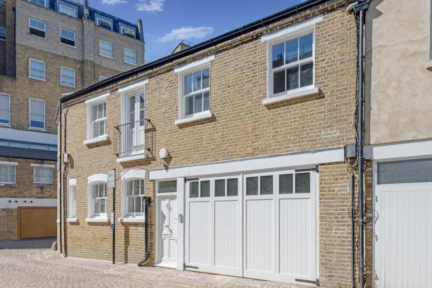 2 Bedrooms Mews House for sale in Lancaster Mews, Hyde Park, W2