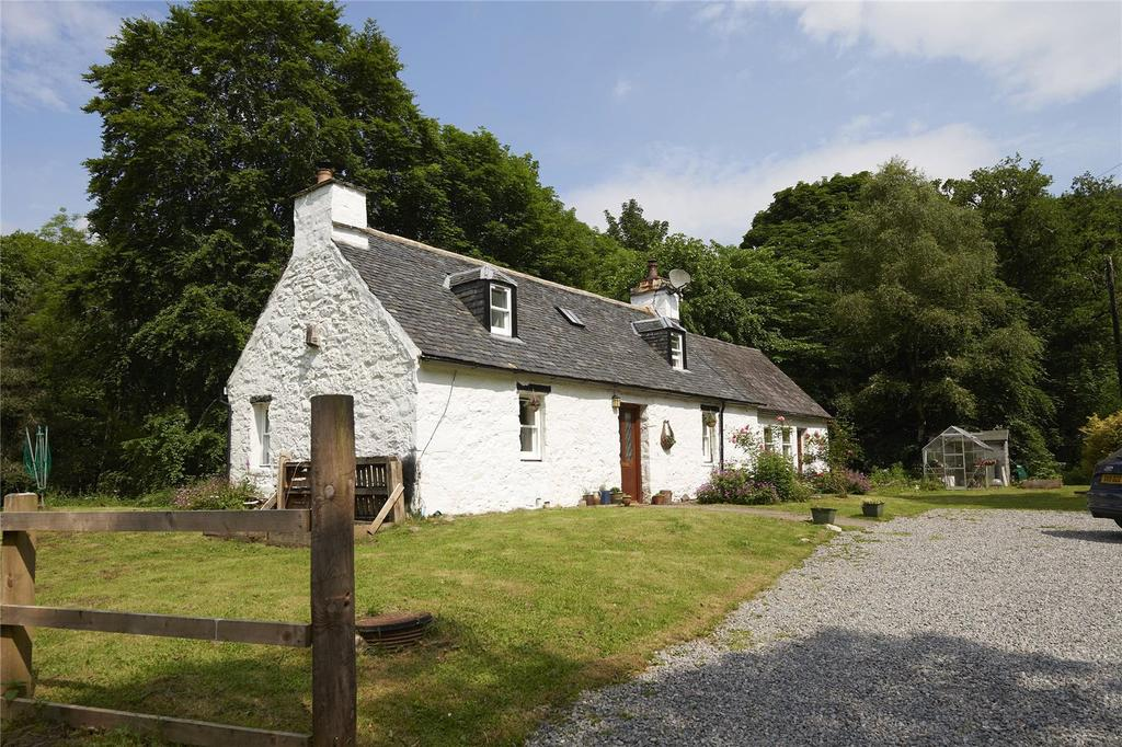 3 Bedrooms Detached House for sale in Smithy Cottage, Invermoriston, Inverness, IV63