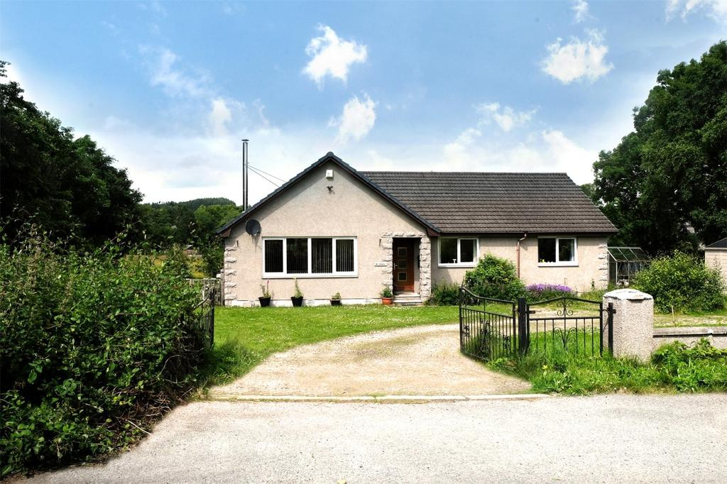 3 Bedrooms Detached House for sale in St. Drostans, Rothiemay, Huntly, Moray, AB54