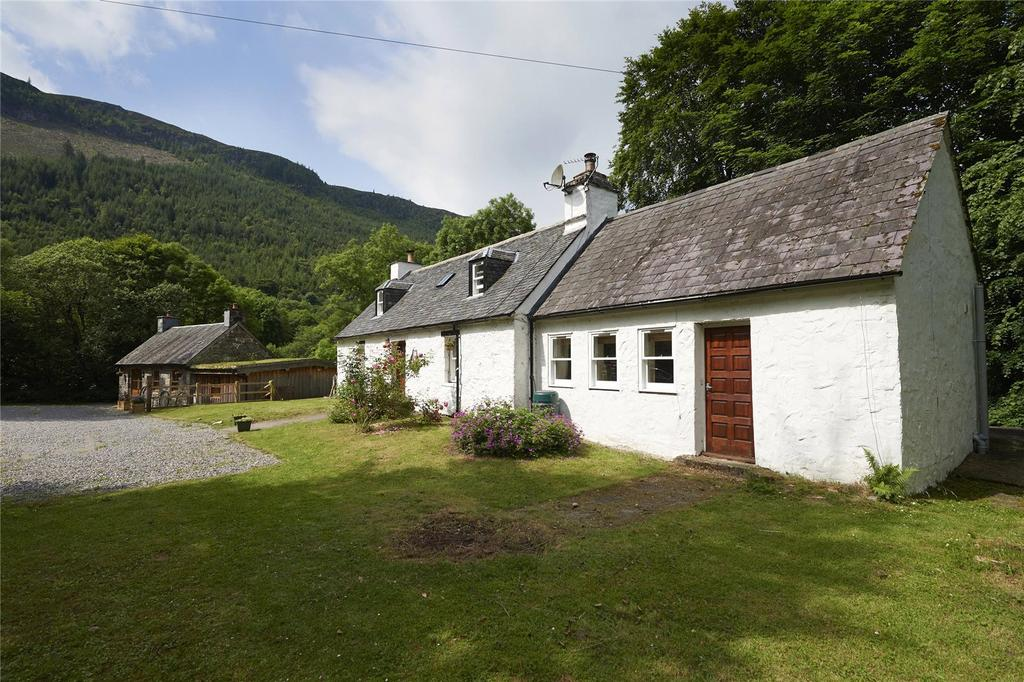 2 Bedrooms Detached House for sale in Smithy Cottage and The Old Smithy, Invermoriston, Inverness, IV63