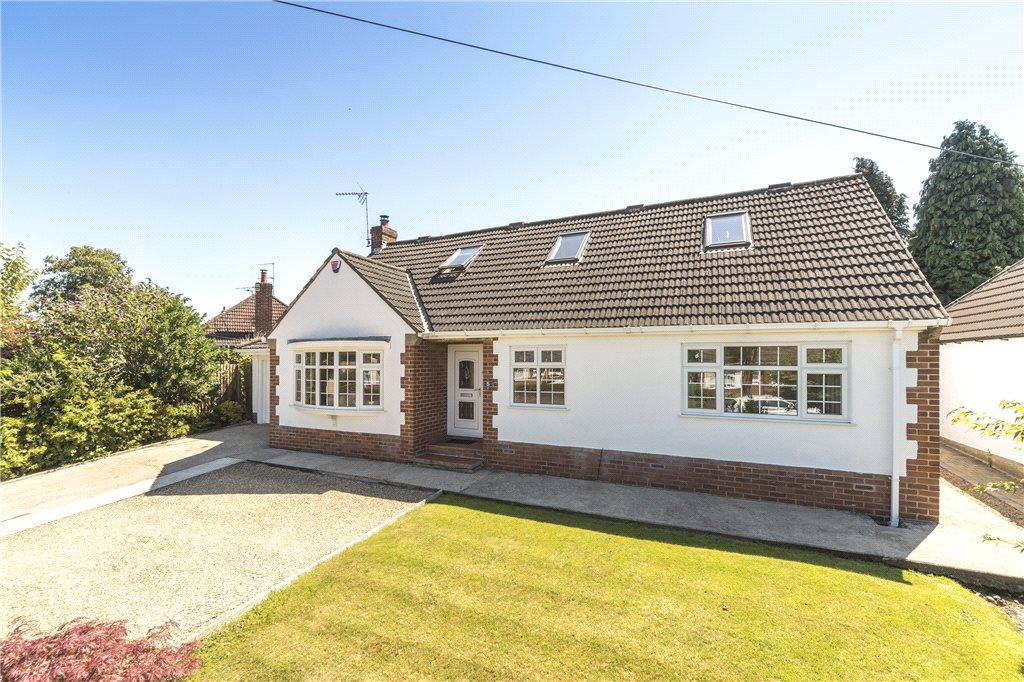 3 Bedrooms Detached Bungalow for sale in South Grange Road, Ripon, North Yorkshire