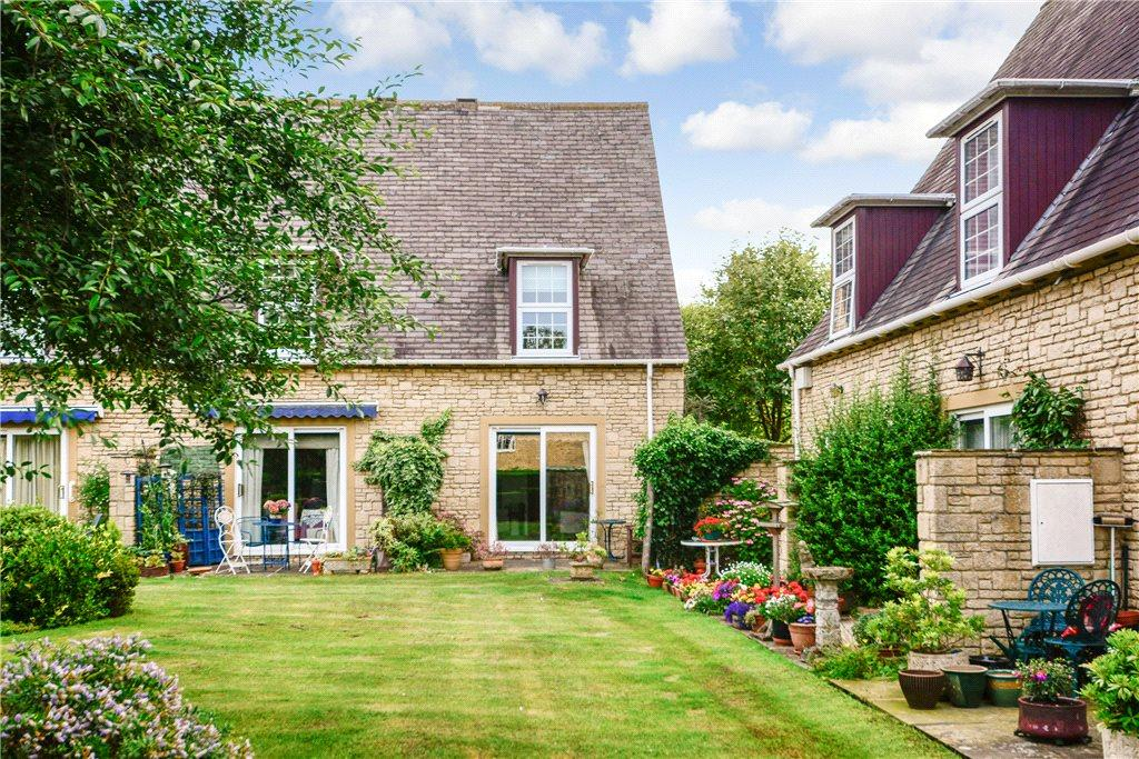 2 Bedrooms Retirement Property for sale in Hall Mews, Clifford Road, Boston Spa, Wetherby