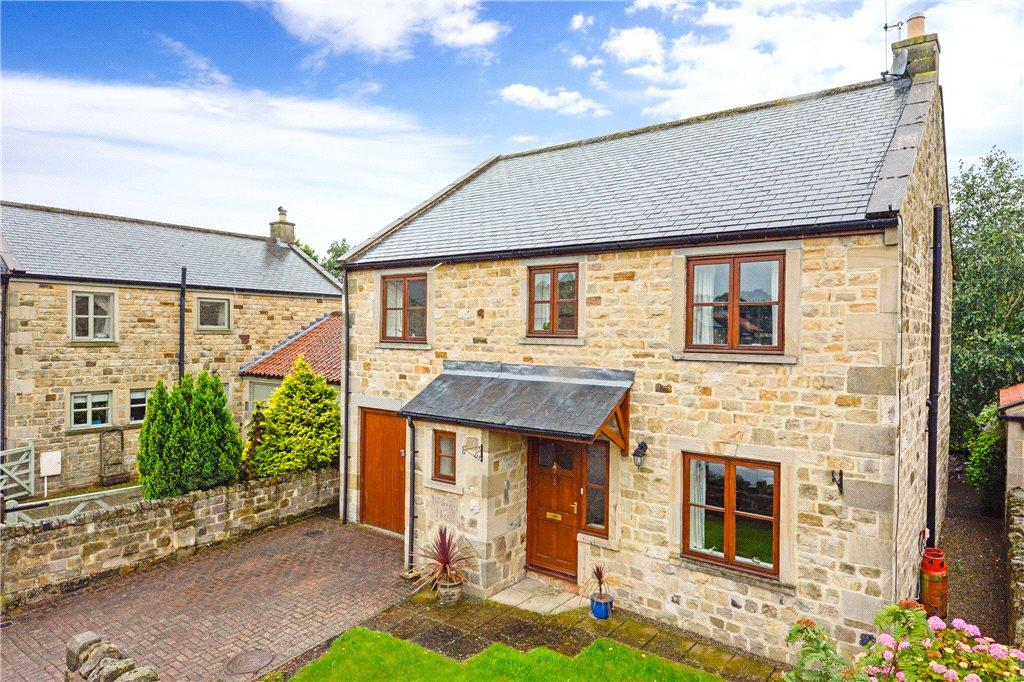 4 Bedrooms Detached House for sale in Pinfold Court, Kirkby Malzeard, Ripon, North Yorkshire