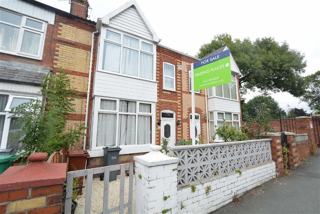 3 Bedrooms Terraced House for sale in Cheltenham Road, CHORLTON, Manchester