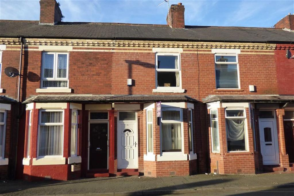 2 Bedrooms Terraced House for sale in Arnside Street, Rusholme, Manchester, M14