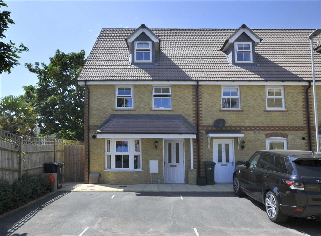 4 Bedrooms End Of Terrace House for sale in Portslade Mews, Portslade