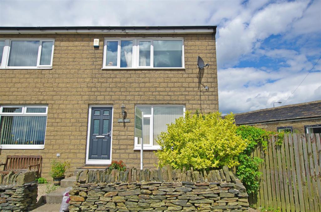3 Bedrooms House for sale in Bowling Green Court, Stainland