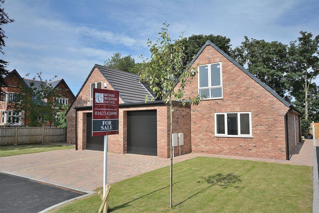3 Bedrooms Detached Bungalow for sale in Plot 2, Belle Vue Gardens, Blidworth