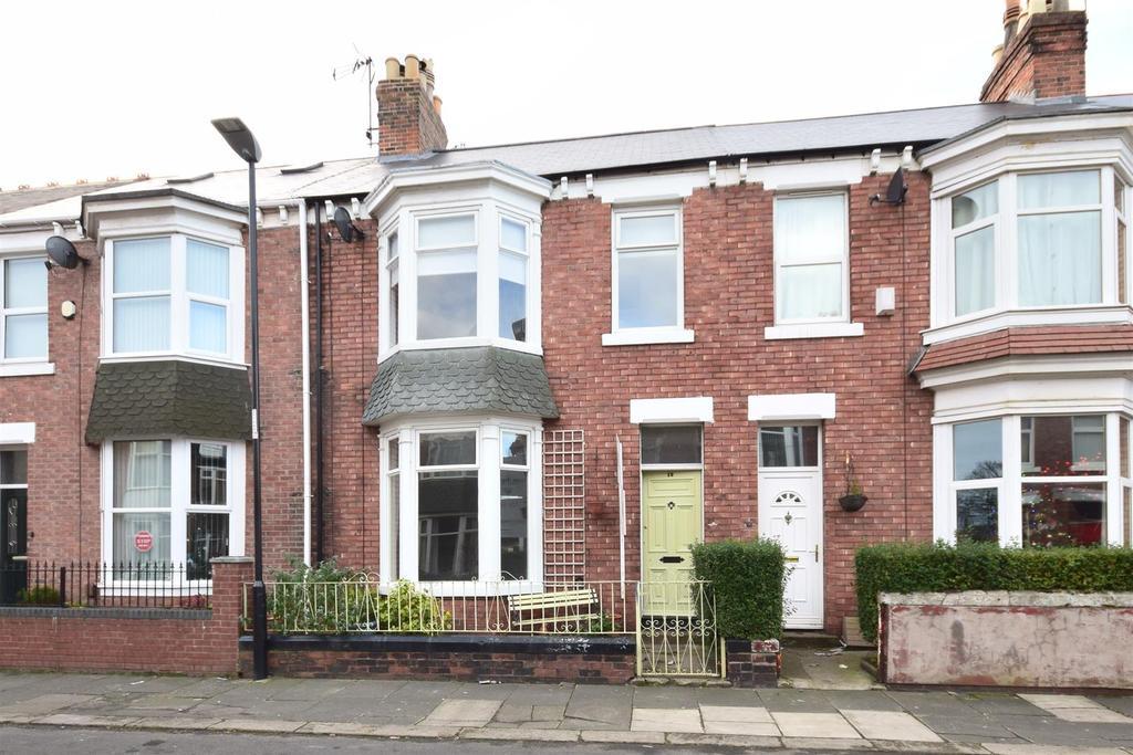 4 Bedrooms Terraced House for sale in Manila Street, Grangetown, Sunderland