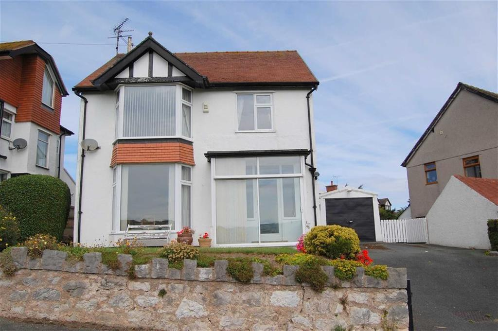 3 Bedrooms Detached House for sale in Llanrhos Road, Penrhyn Bay, Llandudno