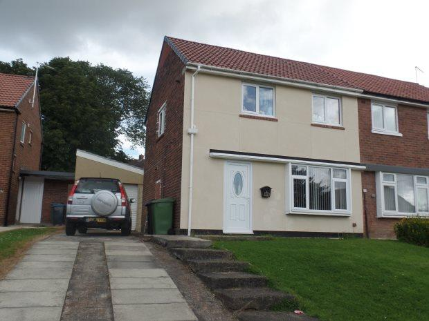 2 Bedrooms Semi Detached House for sale in ELLIOTT ROAD, PETERLEE, PETERLEE