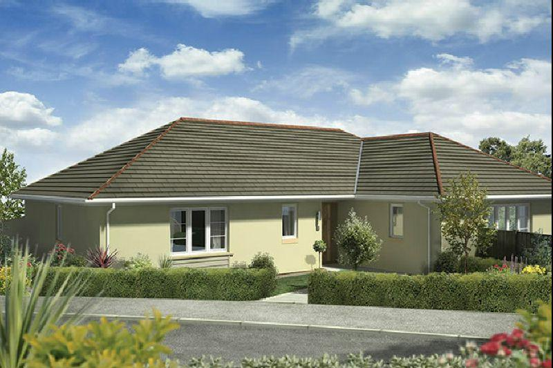 4 Bedrooms Detached Bungalow for sale in EASTFIELD ORCHARD, WEST HILL