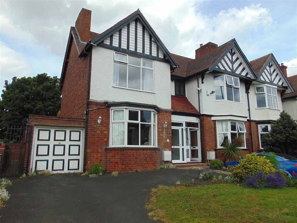 4 Bedrooms End Of Terrace House for sale in Portland Road, Aldridge