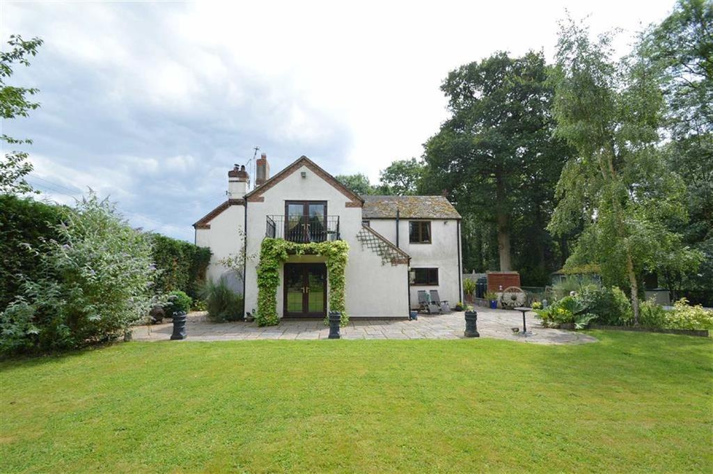 5 Bedrooms Detached House for sale in Burlton, Shrewsbury