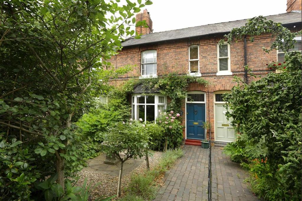 4 Bedrooms Terraced House for sale in Wellington Road, Nantwich, Cheshire