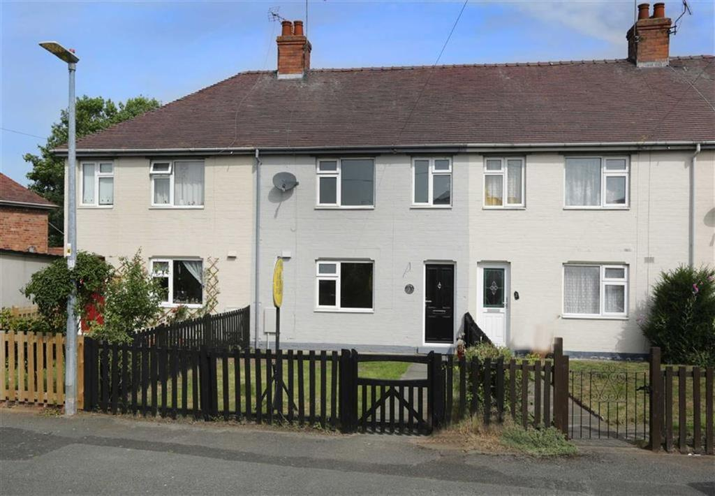 3 Bedrooms Terraced House for sale in Vauxhall Road, Nantwich, Cheshire