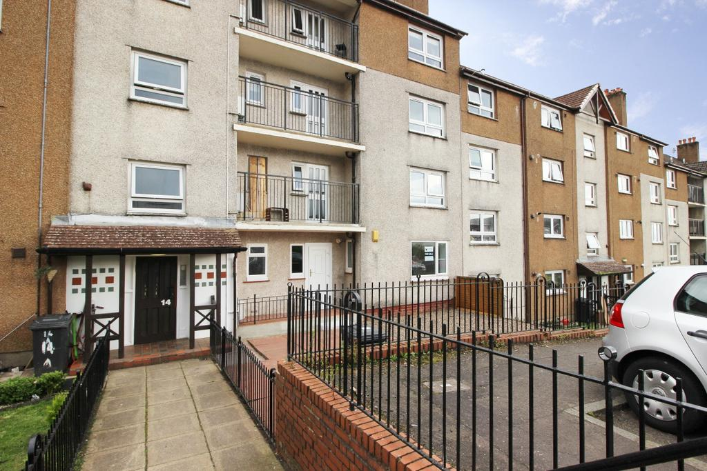 2 Bedrooms Flat for sale in 14B Waulkingmill Road, Faifley, G81 5AH