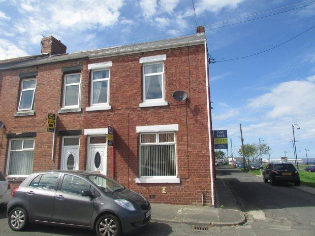 3 Bedrooms Terraced House for sale in ROBERT STREET, SEAHAM, SEAHAM DISTRICT