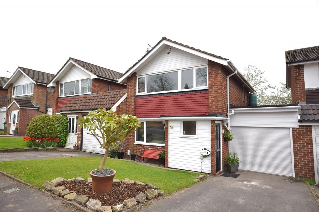 3 Bedrooms Link Detached House for sale in Deva Close, Poynton