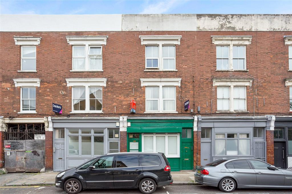 2 Bedrooms Maisonette Flat for sale in Teesdale Street, Bethnal Green, London, E2