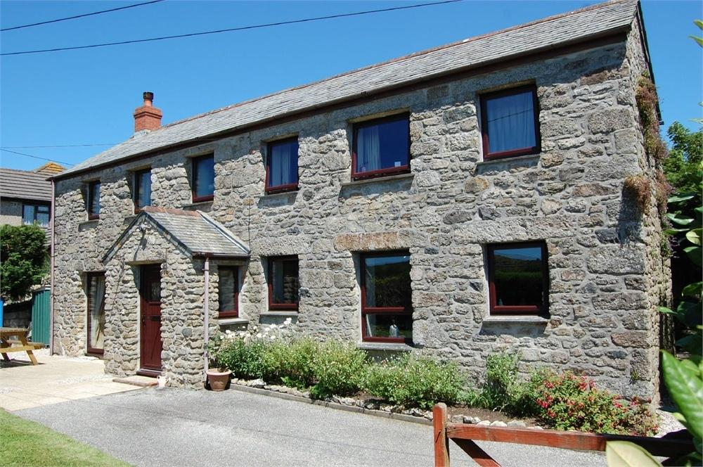 3 Bedrooms Barn Conversion Character Property for sale in Trethurgy, St. Austell, Cornwall
