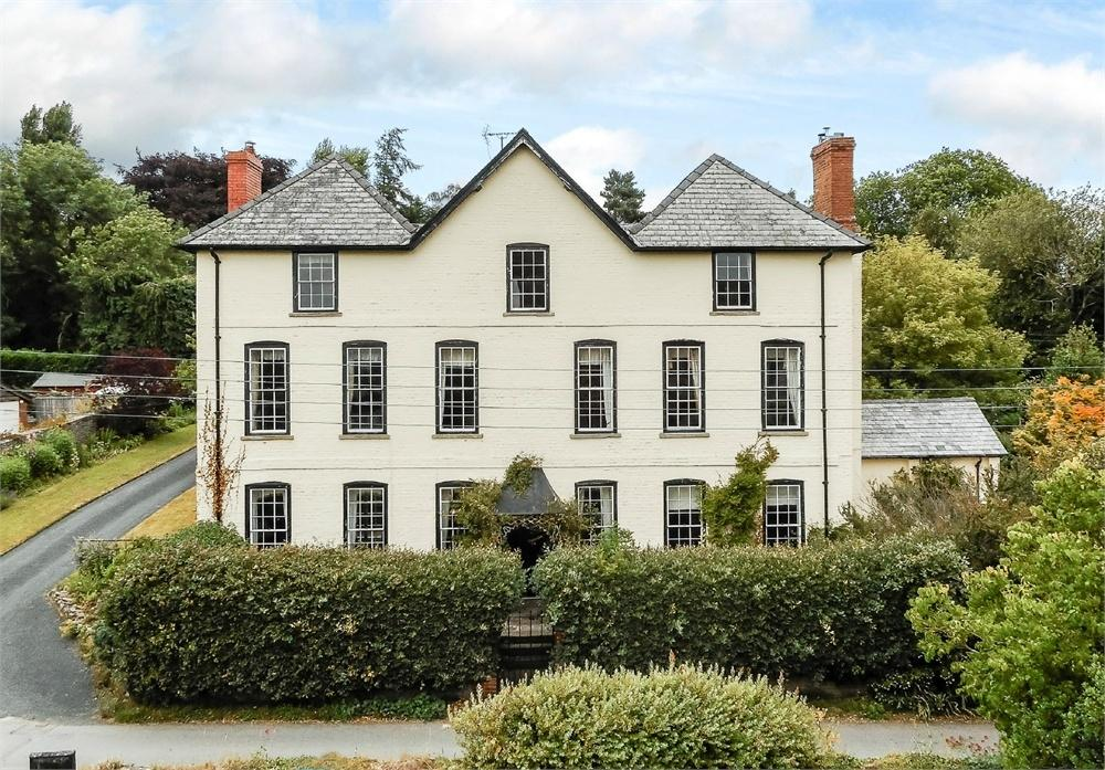 6 Bedrooms Detached House for sale in Almeley, Herefordshire