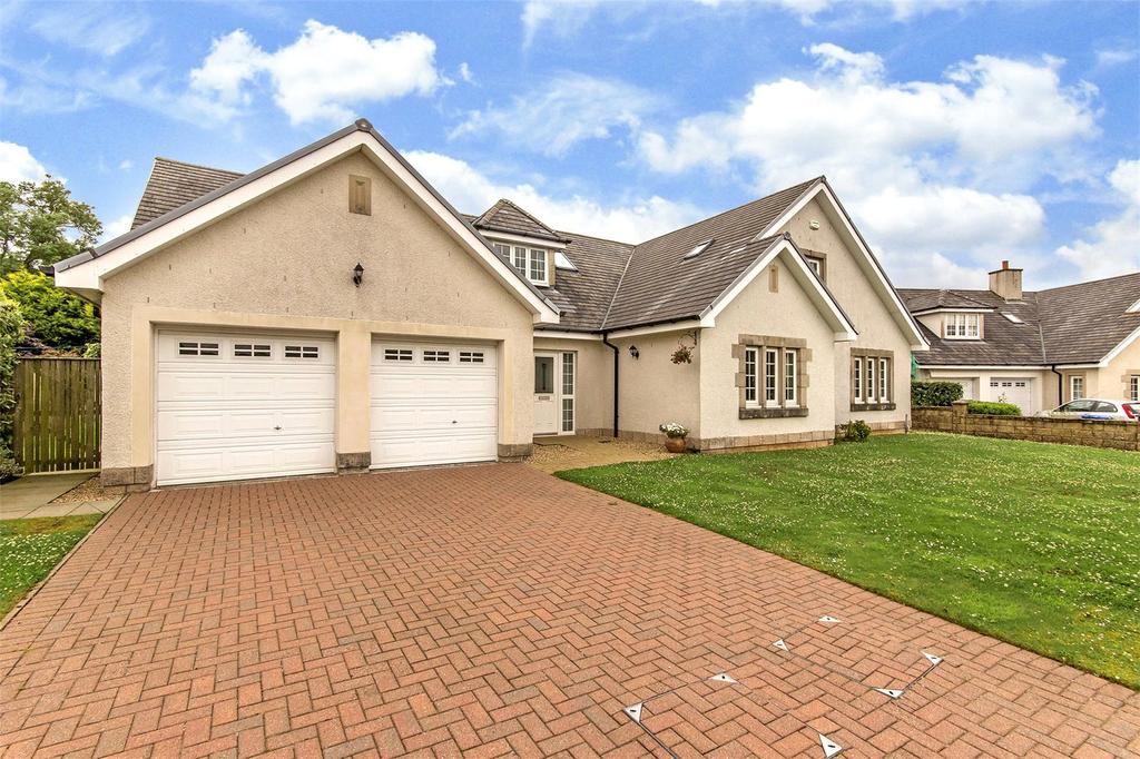 6 Bedrooms Detached House for sale in 8 Bowmore Crescent, Thorntonhall, South Lanarkshire, G74