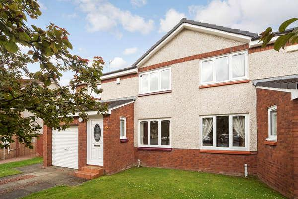 3 Bedrooms Semi-detached Villa House for sale in 22 Peterson Drive, Yoker, Glasgow, G13 4JH
