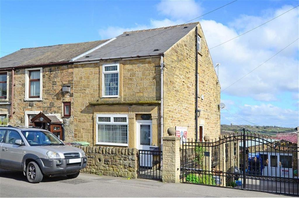 3 Bedrooms Cottage House for sale in 59, Eckington Road And Plot, Coal Aston, Dronfield, Derbyshire, S18