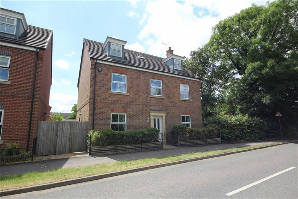 5 Bedrooms Detached House for sale in Culdaff House, Leamington Road, Long Itchington, Warwickshire, CV47