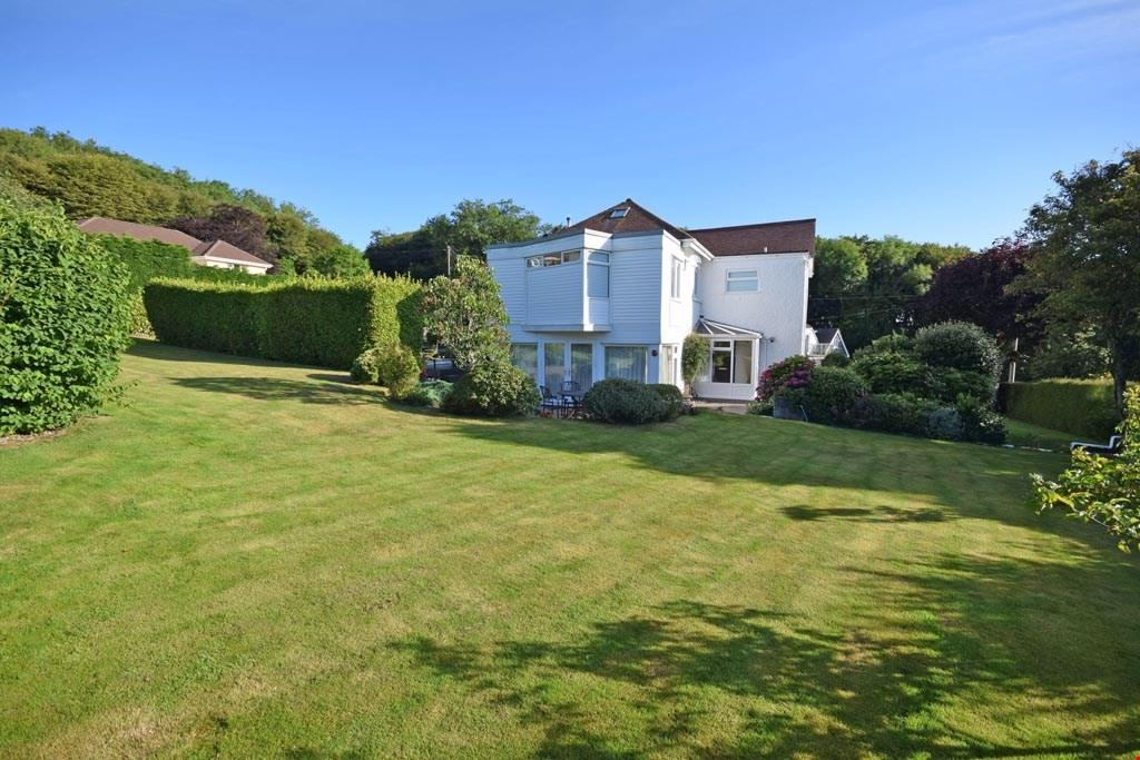 4 Bedrooms Detached House for sale in Porthpean, Nr. St Austell, Cornwall, PL26