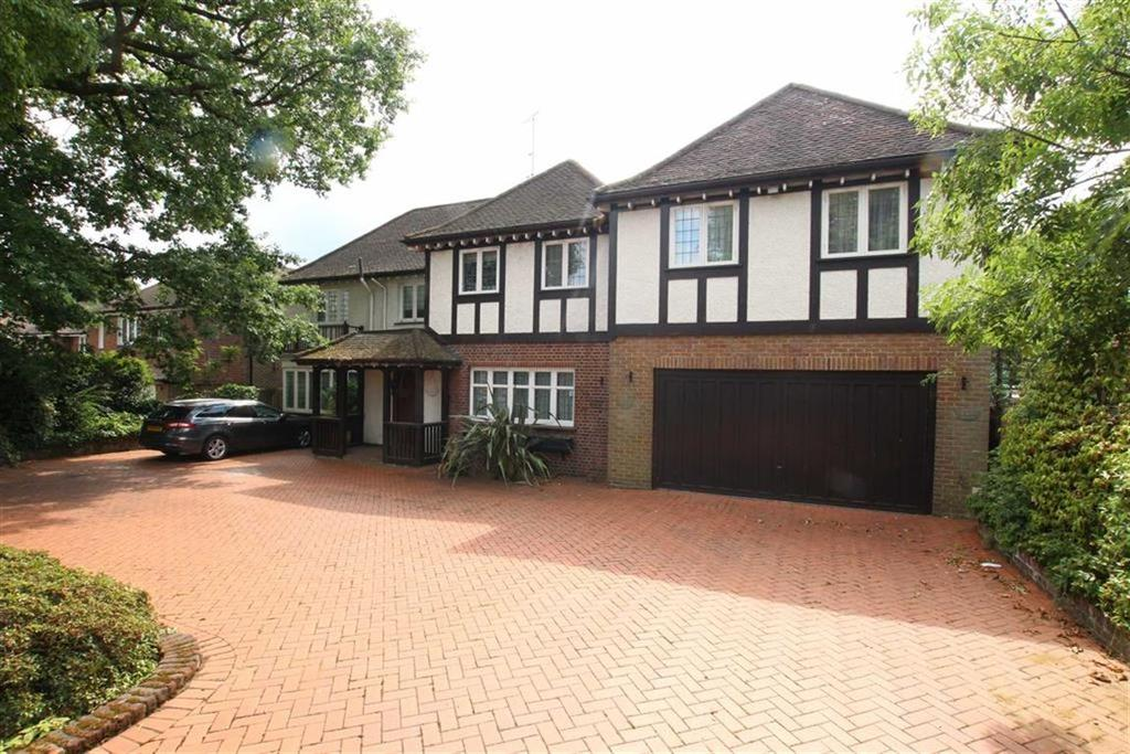 5 Bedrooms Detached House for sale in Friern Barnet Lane, Friern Barnet, London
