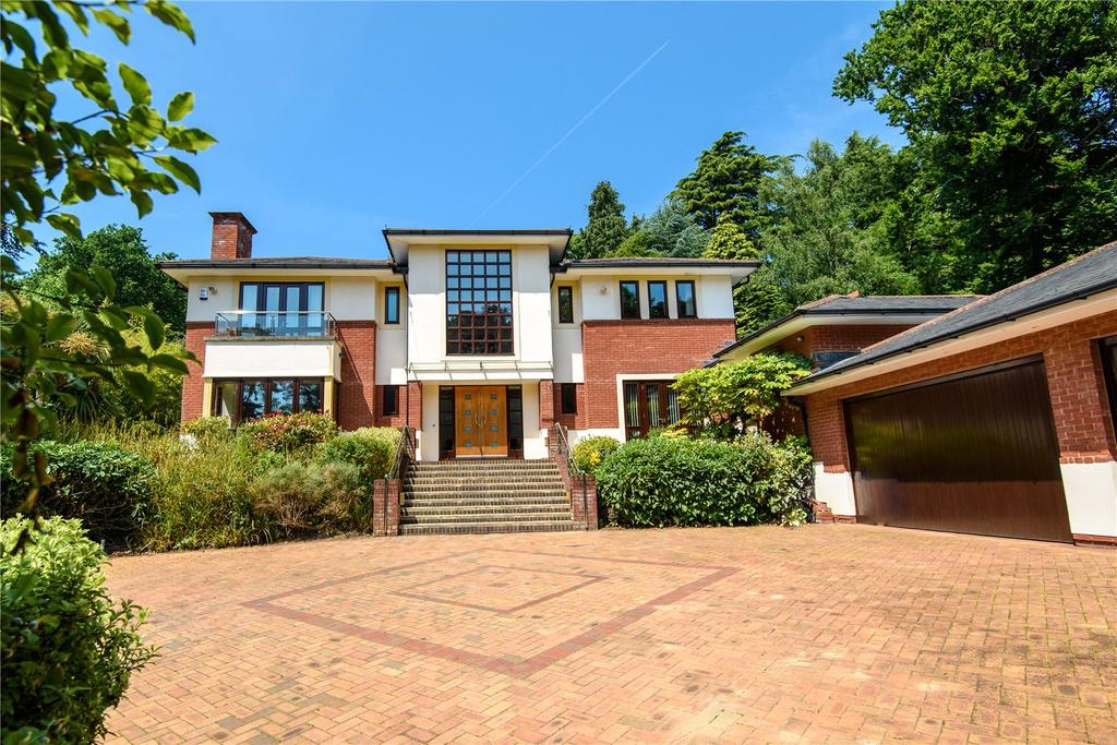 4 Bedrooms Detached House for rent in Western Road, Branksome Park, Poole, Dorset, BH13
