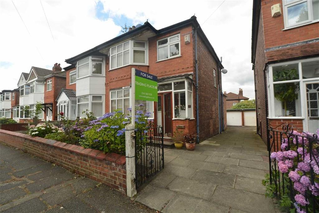 3 Bedrooms Semi Detached House for sale in Radstock Road, STRETFORD