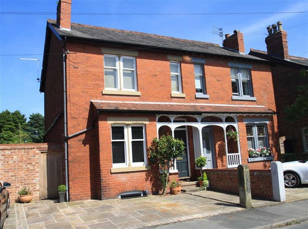 3 Bedrooms Semi Detached House for sale in Princess Road, Wilmslow