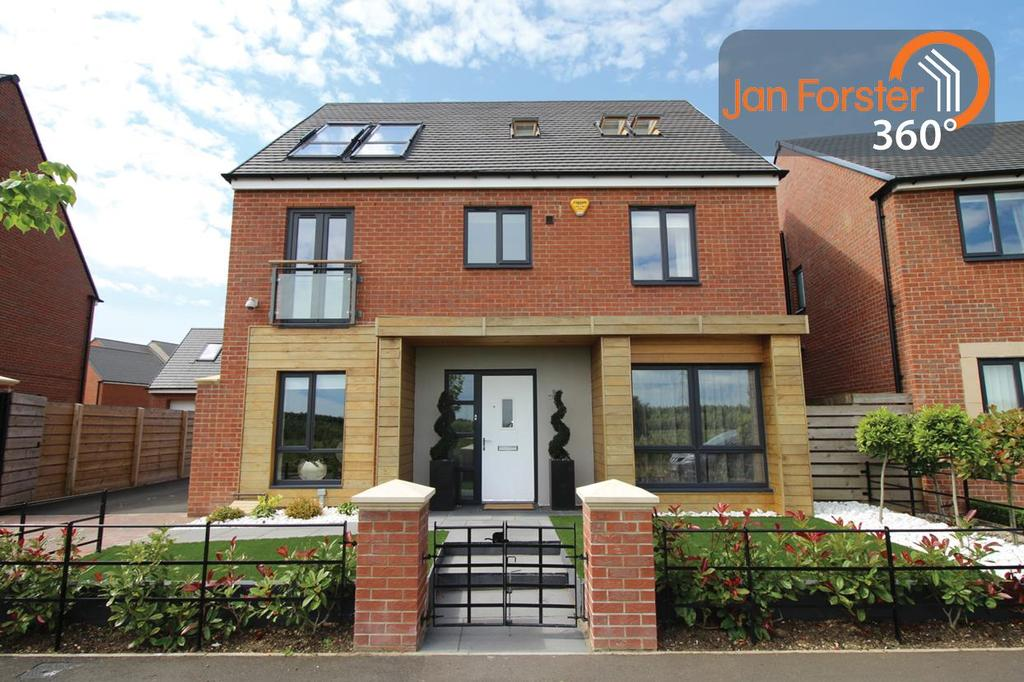 6 Bedrooms Detached House for sale in Spindlestone View, Greenside, Newcastle Upon Tyne