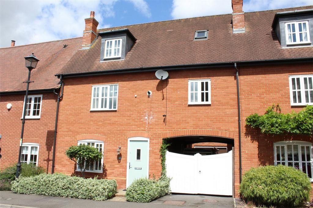 3 Bedrooms Terraced House for sale in The Dairy, Henlow, Bedfordshire