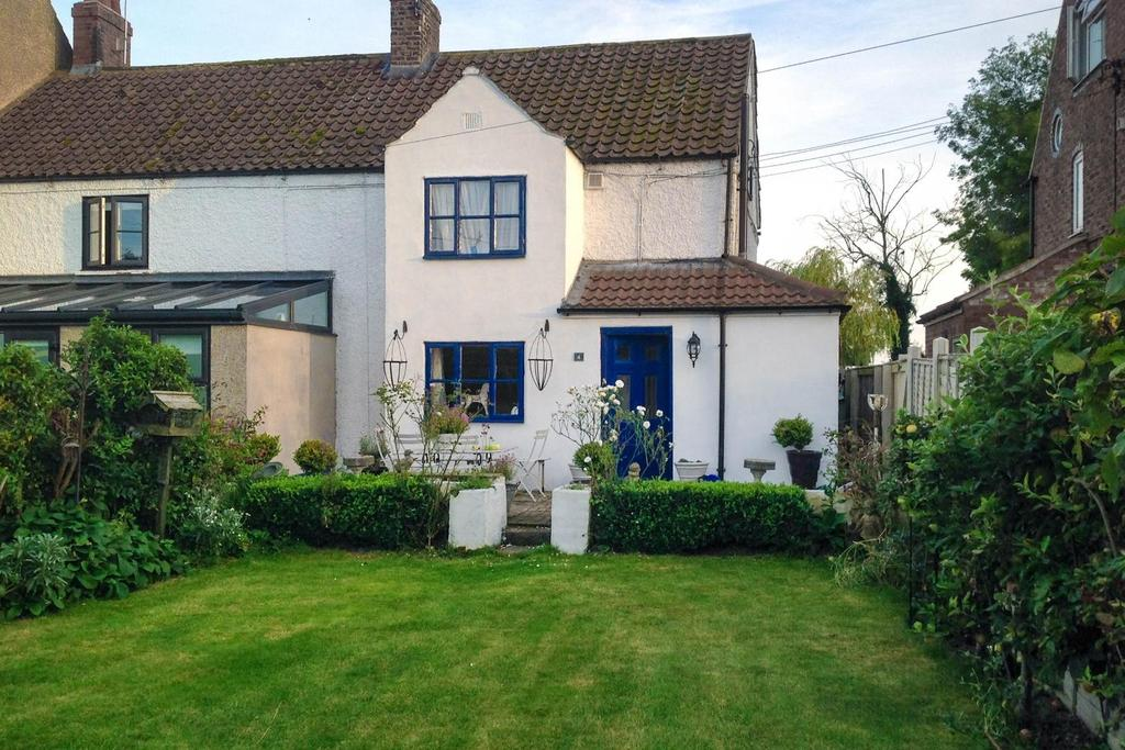 2 Bedrooms House for sale in Rolys Cottage, Myton On Swale, York