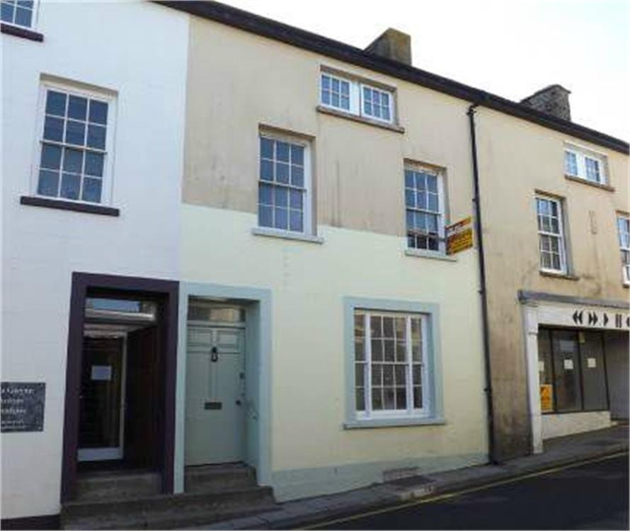 2 Bedrooms Terraced House for sale in 7 High Street, Fishguard, Pembrokeshire