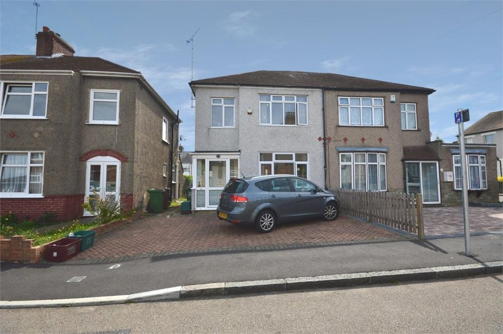 3 Bedrooms Semi Detached House for sale in Wellington Road, Upper Belvedere